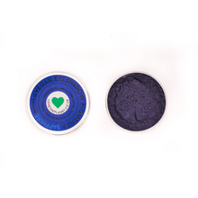 Load image into Gallery viewer, Vegan Mineral Eyeshadow Refillable Tin - Sapphire(Love The Planet)