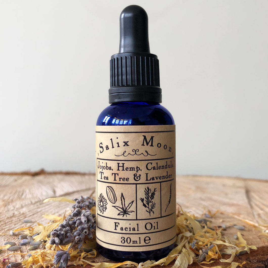 Salix Moon Apothecary - Botanical Facial Oil (Anti Acne)