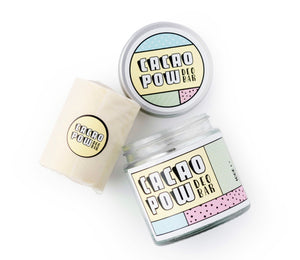 Cacao Pow Natural Deodorant Travel Size