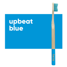 Load image into Gallery viewer, Adult Single Bamboo Toothbrush (Medium)