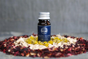 Star Child Organic Essential Oil - Ylang Ylang