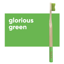 Load image into Gallery viewer, Adult Single Bamboo Toothbrush (Firm)