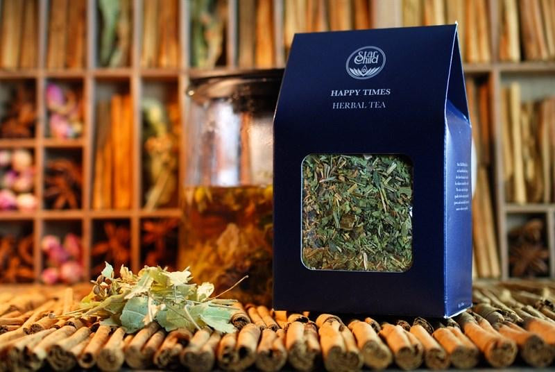 Star Child Herbal Tea: Happy Times