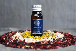 Star Child Organic Essential Oil - Lavender