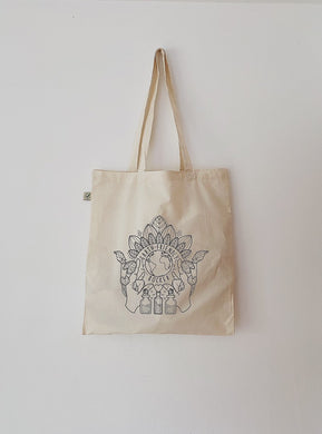 Earth Friendly Rocker Tote Bag