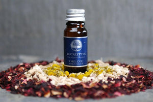 Star Child Organic Essential Oil - Eucalyptus