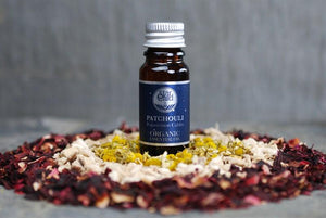 Star Child Organic Essential Oil - Patchouli