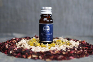 Star Child Organic Essential Oil - Peppermint