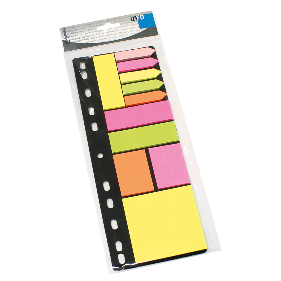 Haftnotizen Sticky Notes 100 x 170mm