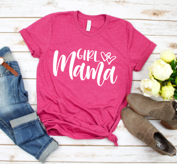 Girl Mama Graphic Tee