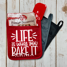 Load image into Gallery viewer, Funny Sayings Pot Holder Gift Sets