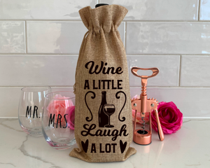 Generic Wine Bag Holders