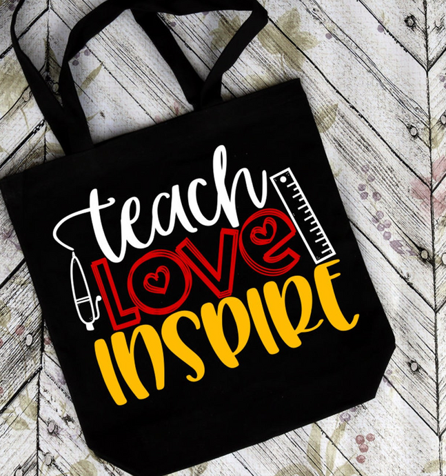 Teacher Tote Bags