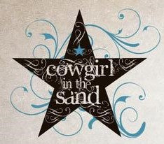 Cowgirl in the Sand