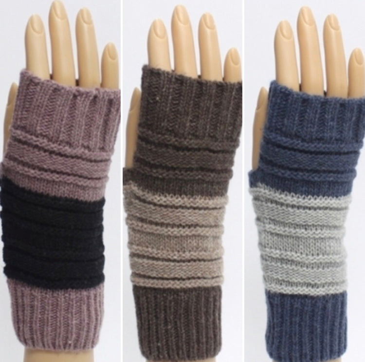 Gloves - Fingerless Knit Glove/Arm Warmer - CLEARANCE
