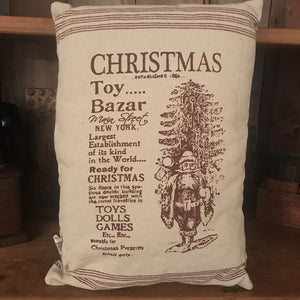 Pillow - Toy Bazar - CLEARANCE