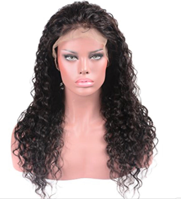 Lace Frontal Wig- Ocean Wave