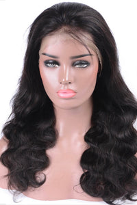 Lace Frontal Wig-Body Wave