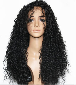 Lace Frontal Wig- Deep Wave
