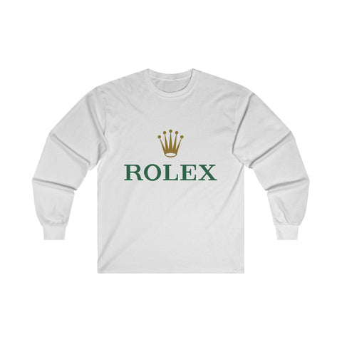 Rolex Ultra Cotton Long Sleeve Tee