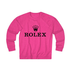 Rolex Unisex French Terry Crew
