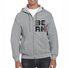 Load image into Gallery viewer, Bean Fest Zippered Hoodie with Pockets