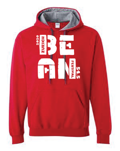 Bean Fest Hoodie with Pocket