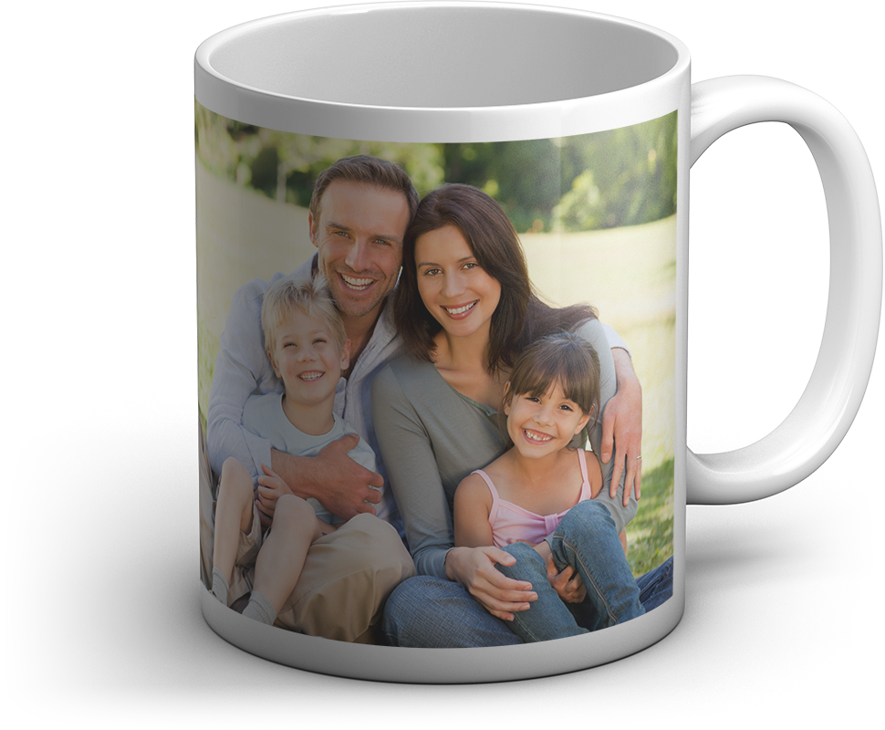 Personalized 11oz White Mug