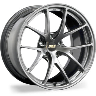 BBS Wheels Forged aluminum 1-piece wheel RI-A - DIAMOND BLACK