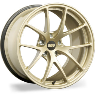 BBS Wheels Forged aluminum 1-piece wheel RI-A - GOLD