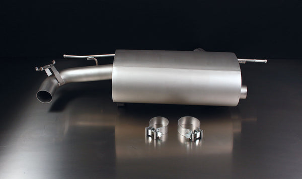 REMUS Sport Exhaust Axle-back-system (optional tips) for BMW 3 Series F30 Sedan/F31 Touring