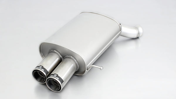 REMUS Sport Exhaust Axle-back-system with 2 tips street race (LEFT SIDE ONLY) for BMW 5 Series F10 Sedan/F11 Touring