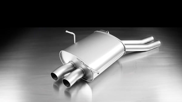 REMUS Sport Exhaust Axle-back-system (optional tail pipes) for BMW 3 Series E46 Sedan/Touring/Cl Coupe/Cl Cabrio