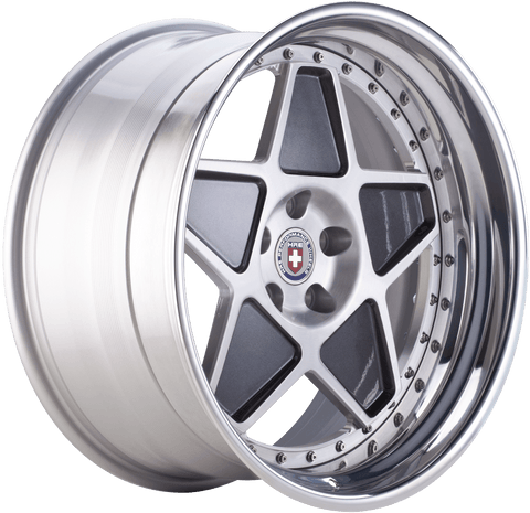 HRE Wheels Forged 3-Piece VINTAGE SERIES - 505