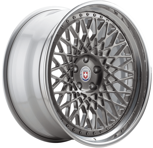 HRE Wheels Forged 3-Piece VINTAGE SERIES - 501