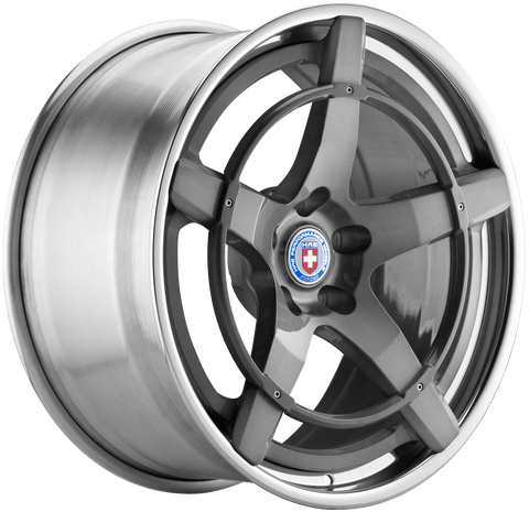 HRE Wheels Forged 3-Piece RINGBROTHERS EDITION - Recoil with Ring