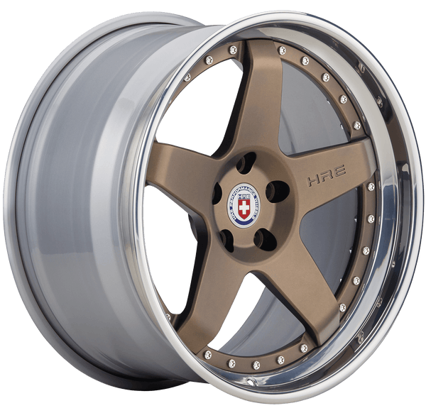 HRE Wheels Forged 3-Piece SERIES C1 - C105