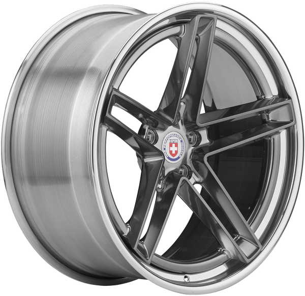 HRE Wheels Forged 3-Piece RINGBROTHERS EDITION - G-Code