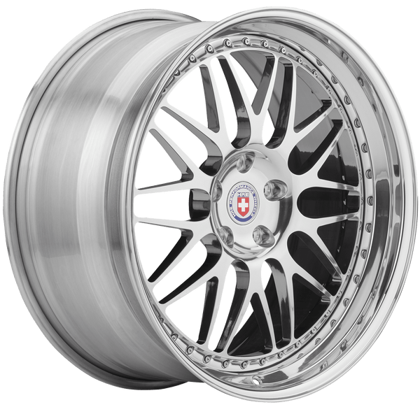 HRE Wheels Forged 3-Piece 540 SERIES - 540