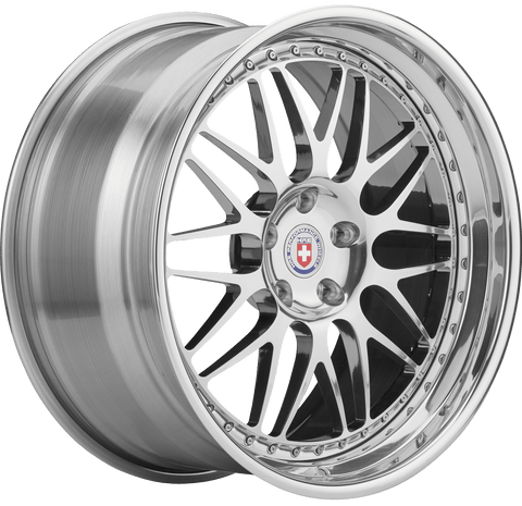 HRE Wheels Forged 3-Piece 540 SERIES - 540C