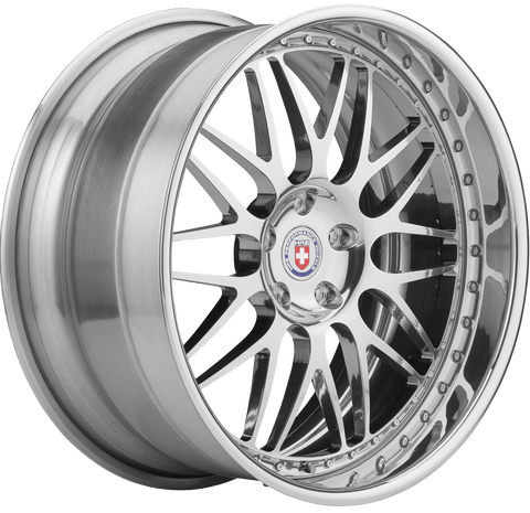 HRE Wheels Forged 3-Piece 540 SERIES - 540R