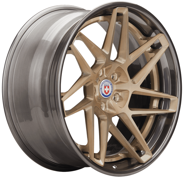 HRE Wheels Forged 3-Piece SERIES RS3 - RS300