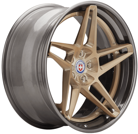 HRE Wheels Forged 3-Piece SERIES RS3 - RS307
