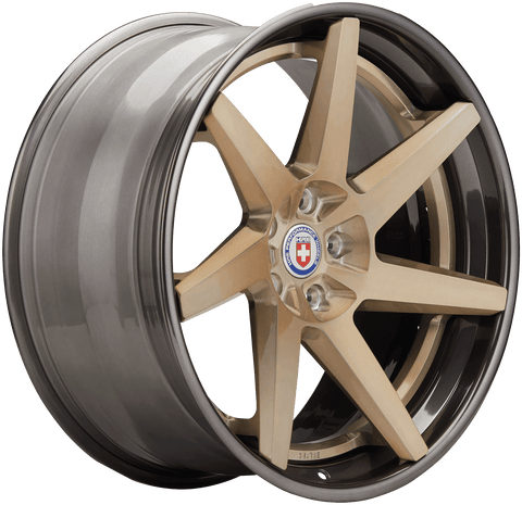 HRE Wheels Forged 3-Piece SERIES RS3 - RS308