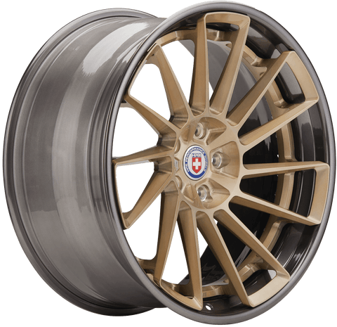 HRE Wheels Forged 3-Piece SERIES RS3 - RS309