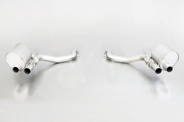 REMUS RACING Sport Exhaust Cat-back-system for Maserati Ghibli III