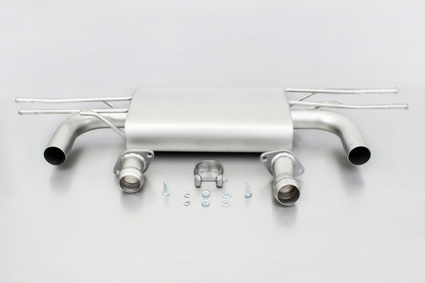 REMUS Sport Exhaust centered Axle-back-system for Mazda CX-3
