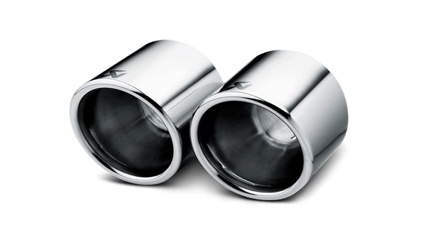 MINI COOPER S COUPÉ (R58) 2011 Tail pipe set (Titanium) TP-MINR56/57-T