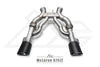 FI Exhaust McLaren 675LT DownPipe Only