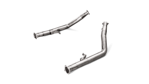 MERCEDES-AMG G 63 (W463) 2015 Downpipe Set w/o Cat (SS) DP-ME/SS/2